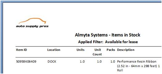 Receipt Examples Templates Word Almyta Control System  Quick Start Sample Of Proforma Invoice For Export Excel with Fake Receipt Printer Excel Creating Inventory Items Tax Invoice Statement Pdf
